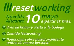 III Resetworking, resetea, conecta, evoluciona