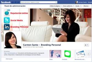 Nos vemos en Facebook. Los amigos se merecen un trato personal y directo, mientras que la comunicación con los seguidores es a otro nivel.