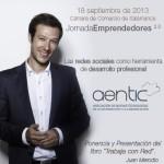 Las redes sociales como herramienta de desarrollo profesional | Jornada Salamanca
