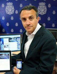 Marca Personal @Policia, Carlos Fernández Guerra.