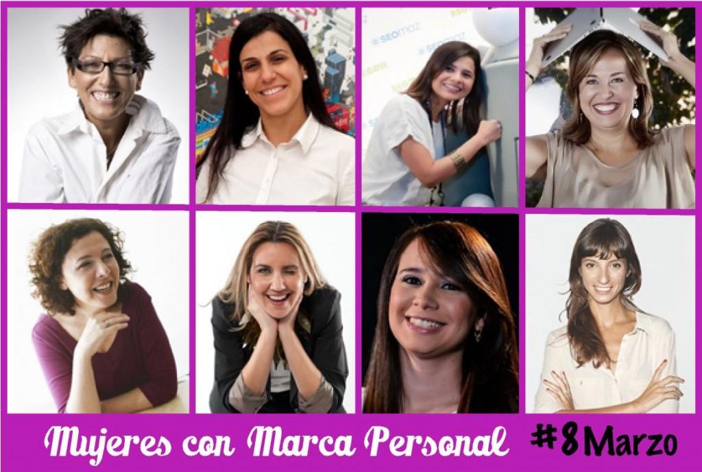 8 de Marzo, Día Internacional de la Mujer. 8 ejemplos de mujeres con Marca Personal