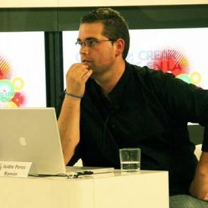 Isidro Pérez, coorganizador Resetworking